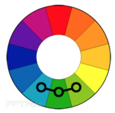 PPT怎么样的配色会令人觉得舒服?-8