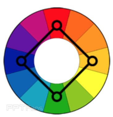 PPT怎么样的配色会令人觉得舒服?-28