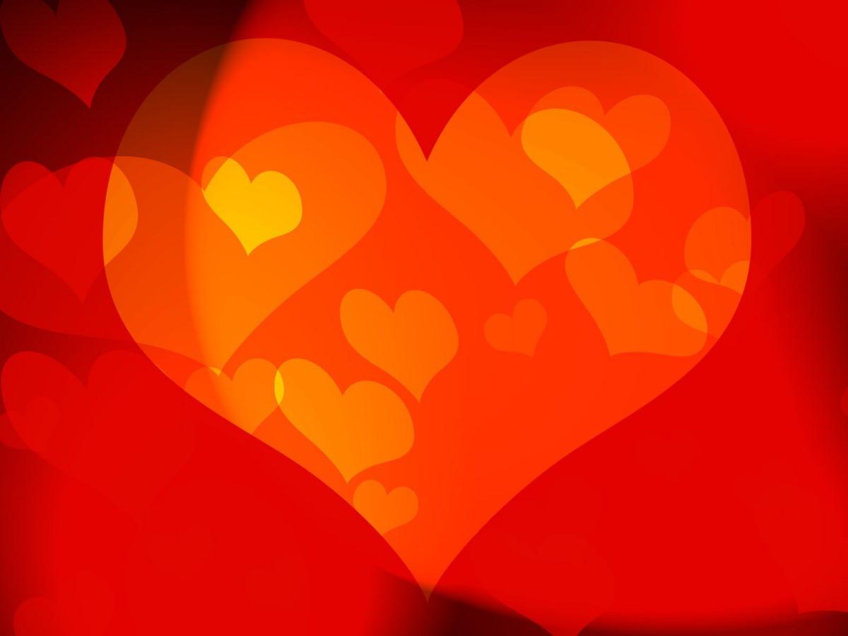 浪漫爱情主题PPT模板