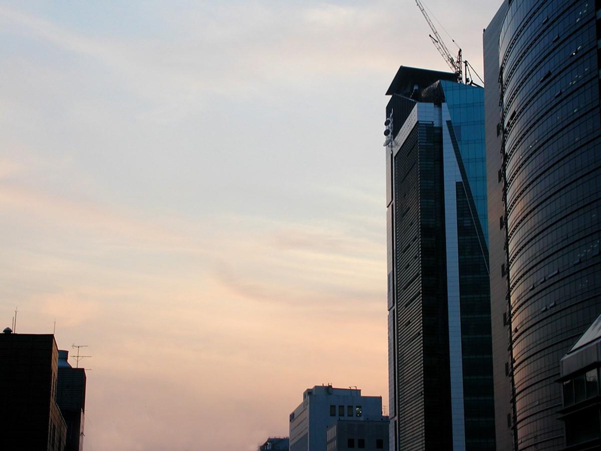 房地产行业建筑PPT模板