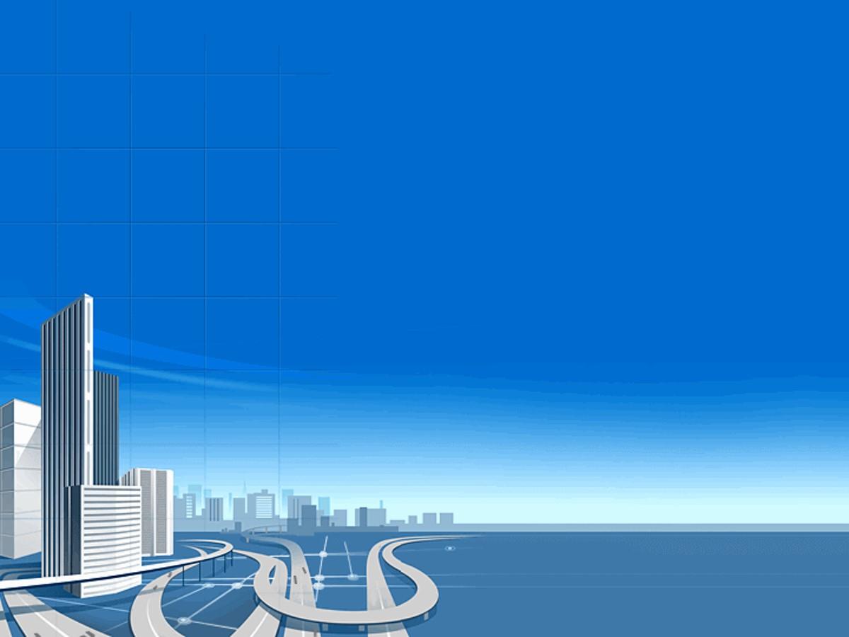 迪拜建筑背景PPT模板