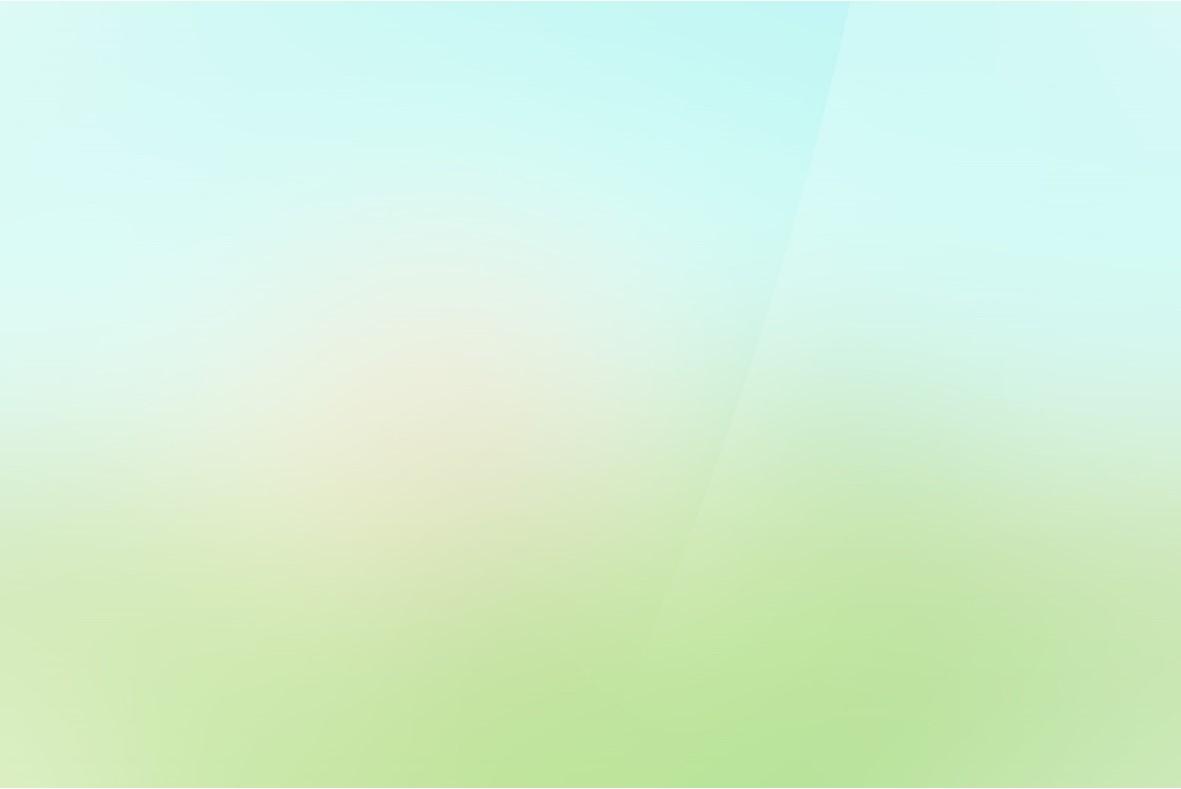 淡雅清新绿色PPT模板
