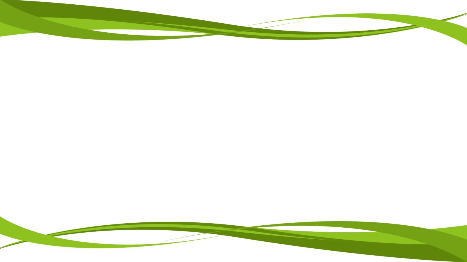 绿色抽象图像PPT背景图片