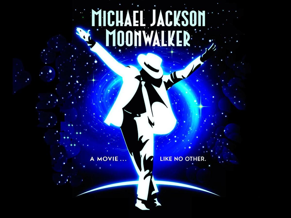 黑色经典风格迈克杰克逊舞蹈PPT模板