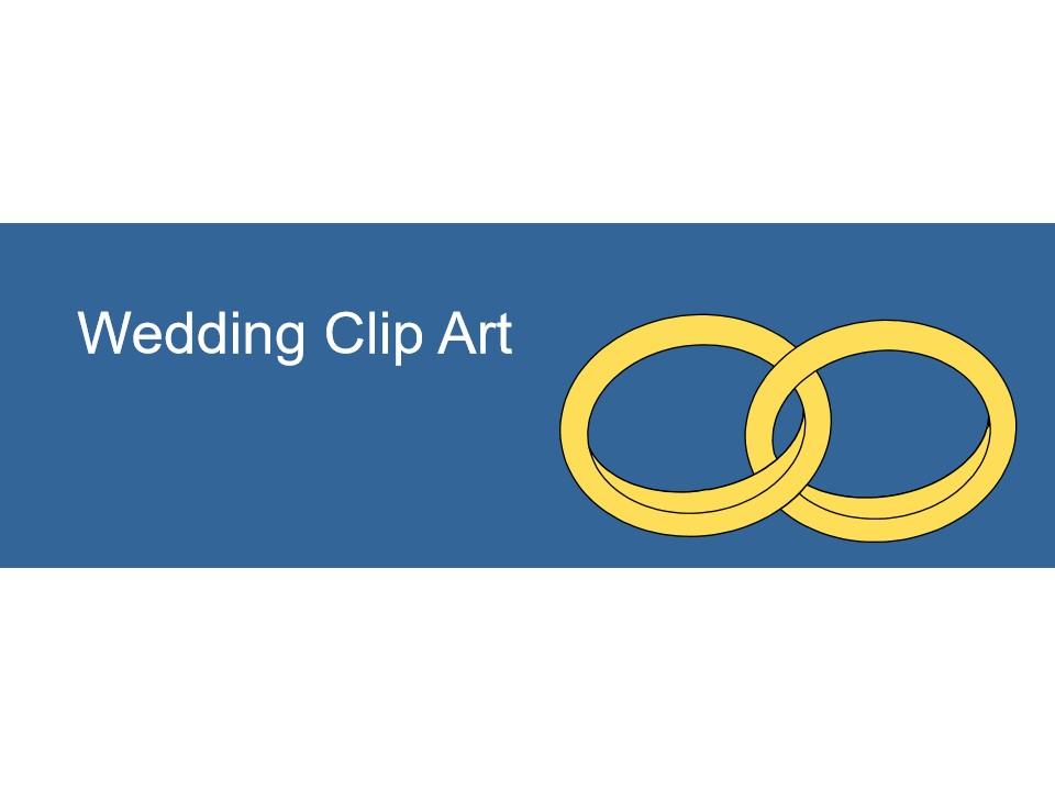婚礼剪贴画