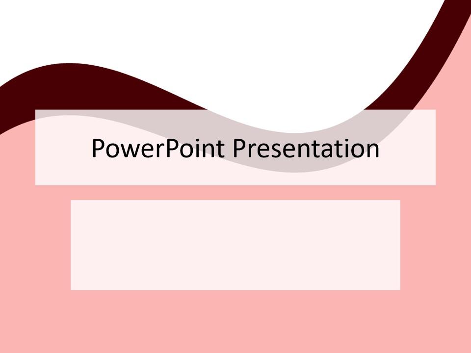 乳腺癌Powerpoint模板