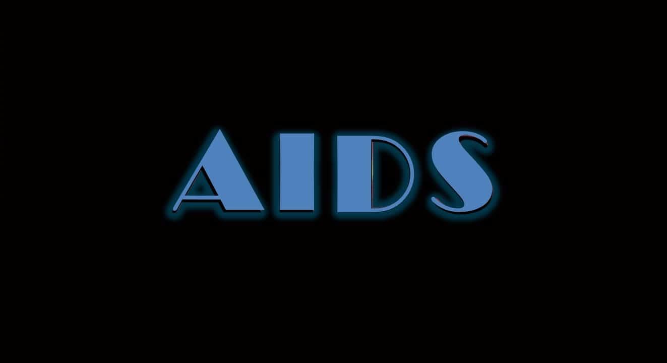 预防艾滋病公益宣传PPT动画