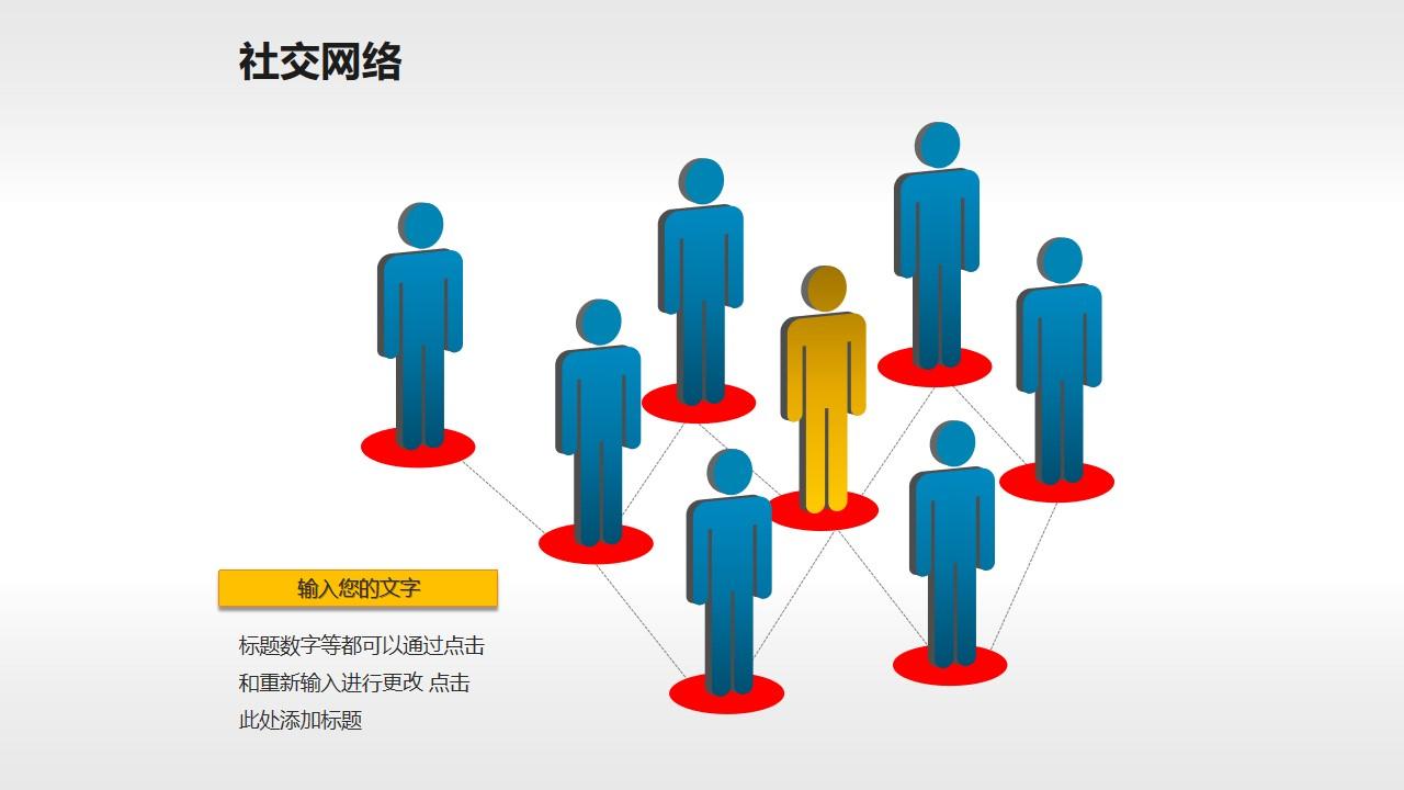社交网络素材(5)-人脉网络
